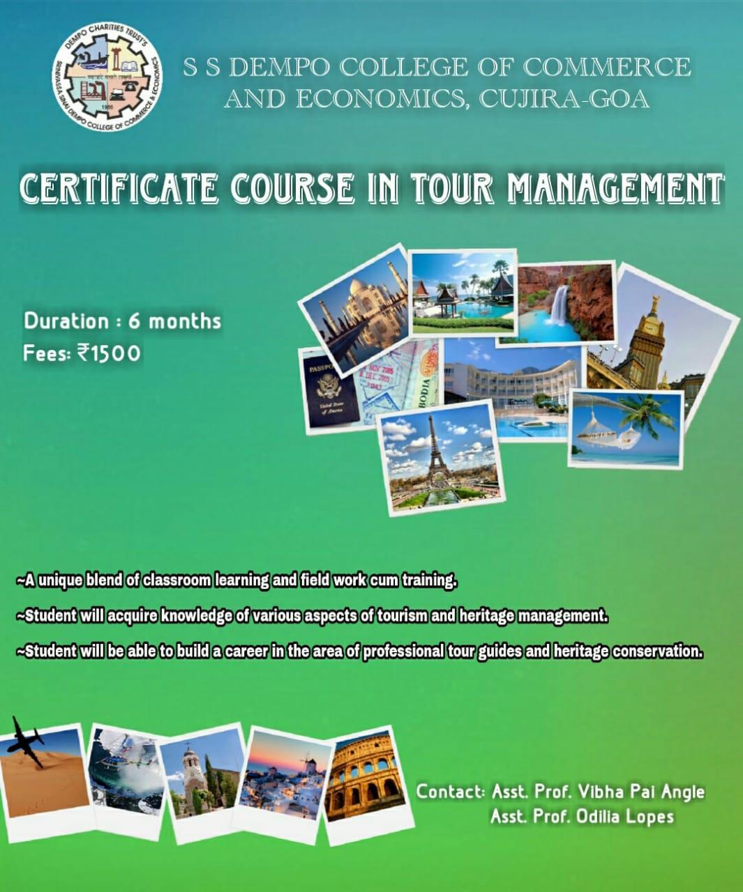 Tour-Management