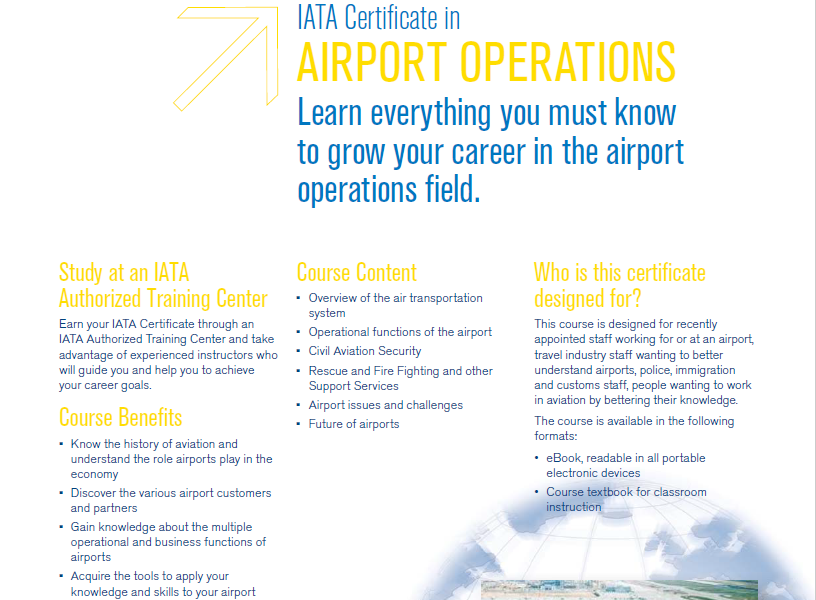 IATA-Airport-Operation